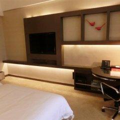 Baiyun Hotel Guangzhou 4* Номер Делюкс с различными типами кроватей фото 4