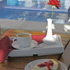 Отель Seahouse Afrodita 2* Стандартный номер с различными типами кроватей фото 7