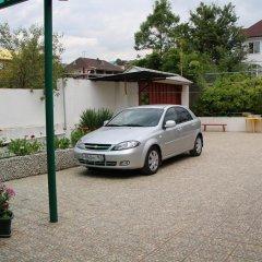 Гостевой дом Простор парковка