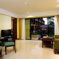 Отель Diamond Cottage Resort And Spa 4* Представительский люкс фото 6