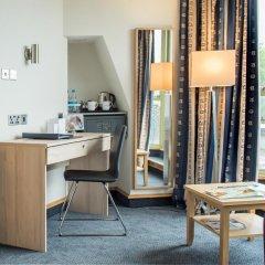 Danubius Hotel Regents Park 4* Люкс повышенной комфортности с различными типами кроватей фото 3