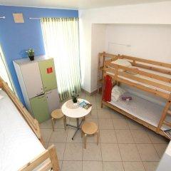 Хостел BedAndBike Кровать в женском общем номере с двухъярусной кроватью фото 13