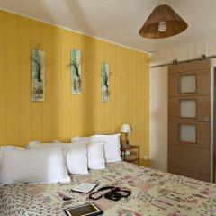 Отель Hôtel La Fiancée Du Pirate 3* Стандартный номер с двуспальной кроватью фото 17