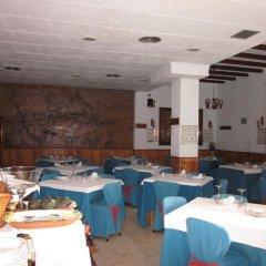 Отель Nuevo Tropical питание