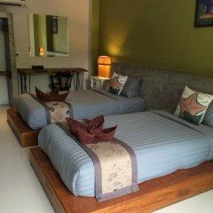 Отель In Touch Resort 3* Номер Делюкс с 2 отдельными кроватями фото 15