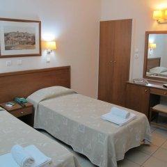 Solomou Hotel 3* Стандартный номер с разными типами кроватей фото 4