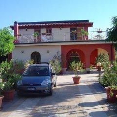 Отель Villa Al Mare Arenella Siracusa Аренелла парковка
