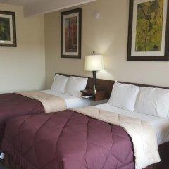 Отель Budget Host Platte Valley Inn 2* Стандартный номер с двуспальной кроватью фото 5