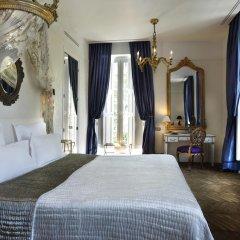Отель Saint James Paris 5* Номер Делюкс с различными типами кроватей фото 6