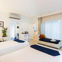 Отель Laksasubha Hua Hin 4* Стандартный номер с различными типами кроватей фото 5