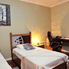 Отель Culture Crossroads Inn 3* Стандартный номер с различными типами кроватей фото 2