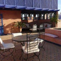 Отель Dar Al Kounouz Марокко, Марракеш - отзывы, цены и фото номеров - забронировать отель Dar Al Kounouz онлайн бассейн
