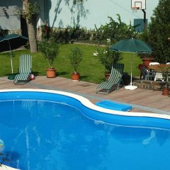 Hotel Manzard Panzio бассейн фото 2