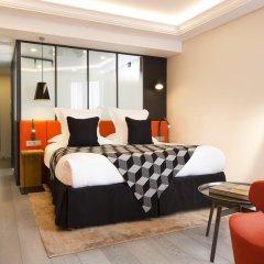 Terrass'' Hotel Montmartre by MH 4* Студия Делюкс с различными типами кроватей фото 9