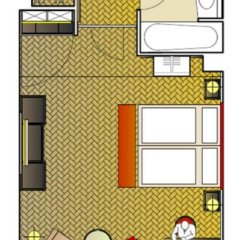 Апартаменты Singerstrasse 21/25 Apartments Стандартный номер фото 11