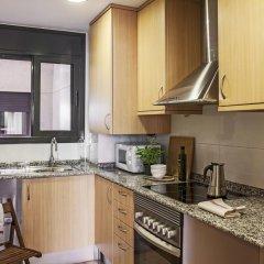 Апартаменты AinB Eixample-Entenza Apartments Апартаменты с различными типами кроватей фото 29