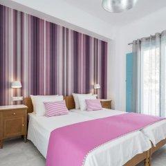 Santellini Hotel комната для гостей фото 5