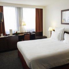 Отель Hôtel Concorde Montparnasse 4* Улучшенный номер с различными типами кроватей фото 7