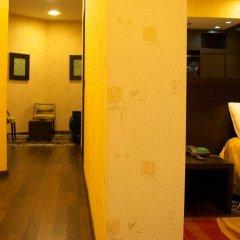 Hotel Iliria 4* Номер Делюкс с различными типами кроватей фото 9