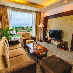 Mondial Hotel Hue 4* Люкс с различными типами кроватей фото 5