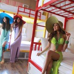 FIN Hostel Phuket Kata Beach Улучшенный номер с двуспальной кроватью фото 19