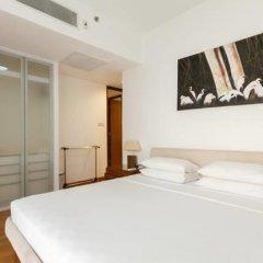 Отель Sea View Monarch Apartment Шри-Ланка, Коломбо - отзывы, цены и фото номеров - забронировать отель Sea View Monarch Apartment онлайн комната для гостей фото 3