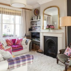 Отель onefinestay - Highbury private homes комната для гостей фото 5