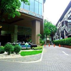 Отель Jasmine Resort Бангкок парковка