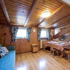 Отель Residence La Roggia Долина Валь-ди-Фасса в номере фото 2