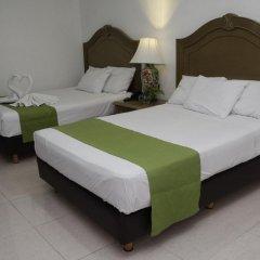 Hotel Embajadores 2* Стандартный номер с 2 отдельными кроватями фото 6
