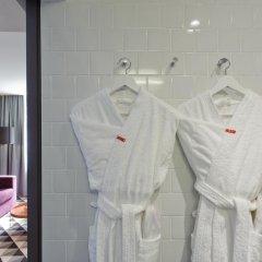Азимут Отель Уфа 4* Стандартный номер с 2 отдельными кроватями фото 5