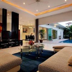Отель Phuket Lagoon Pool Villa 4* Вилла разные типы кроватей фото 29
