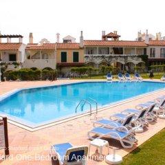 Отель Akisol Vilamoura Gold Португалия, Виламура - отзывы, цены и фото номеров - забронировать отель Akisol Vilamoura Gold онлайн бассейн
