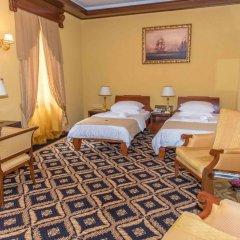 Hotel Cattaro 4* Номер Делюкс с различными типами кроватей фото 3