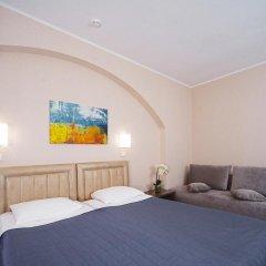 Парк Отель Воздвиженское Номер Делюкс с различными типами кроватей фото 3