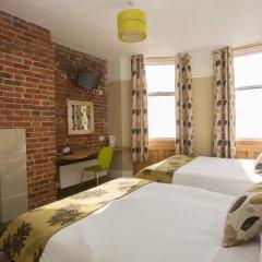 Cecil House Hotel Брайтон комната для гостей