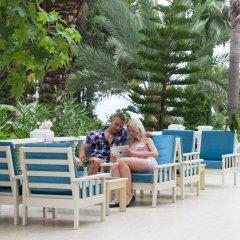 Sun Maritim Hotel Турция, Аланья - 1 отзыв об отеле, цены и фото номеров - забронировать отель Sun Maritim Hotel онлайн бассейн фото 2