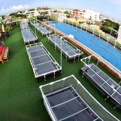Reina Roja Hotel - Adults Only спортивное сооружение