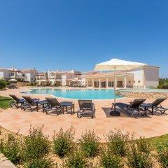 Отель Salema Beach Village пляж фото 2