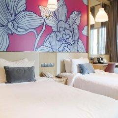 Hotel Bencoolen@Hong Kong Street 4* Представительский номер с 2 отдельными кроватями фото 3