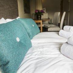 Lillehammer Turistsenter Budget Hotel 3* Стандартный семейный номер с двуспальной кроватью фото 2