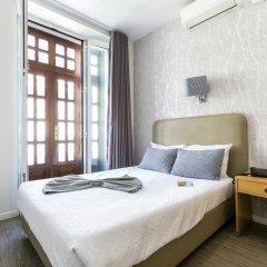 Отель Guest House Porto Clerigus 3* Стандартный номер двуспальная кровать фото 4