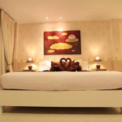 Отель The Guide Hometel 2* Люкс разные типы кроватей фото 10
