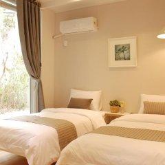 Отель The Mei Haus Hongdae 3* Стандартный номер с 2 отдельными кроватями фото 5