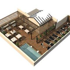Апартаменты Enjoybcn Colon Apartments Барселона бассейн