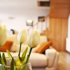 Отель Heart of Downtown! Luxury Duplex with Terrace & City Views бассейн