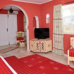 Отель Amphora Menzel Тунис, Мидун - отзывы, цены и фото номеров - забронировать отель Amphora Menzel онлайн комната для гостей фото 5