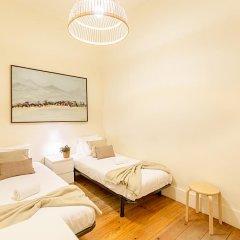 Отель Flores 105 Номер с общей ванной комнатой фото 3