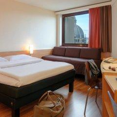 Отель ibis Wien Mariahilf 3* Стандартный номер с различными типами кроватей фото 3