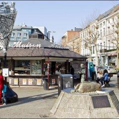 Отель Holiday Inn Brussels Schuman Бельгия, Брюссель - отзывы, цены и фото номеров - забронировать отель Holiday Inn Brussels Schuman онлайн городской автобус